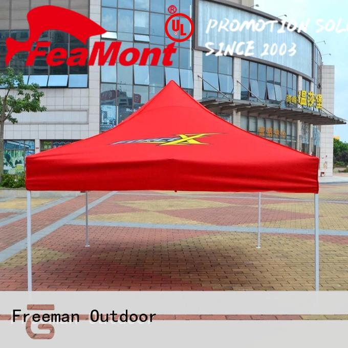 fabric gazebo tent 3x3 popular for sporting FeaMont