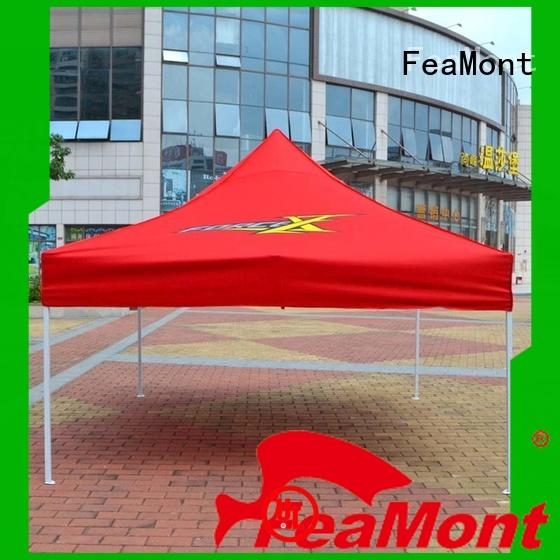 FeaMont industry-leading portable canopy certifications for disaster Relief