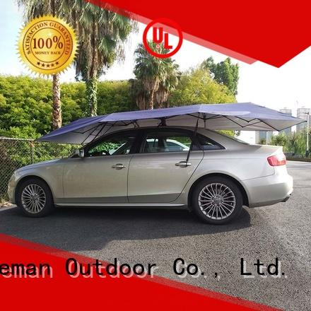 FeaMont UV-proof auto umbrella wholesale for trade show