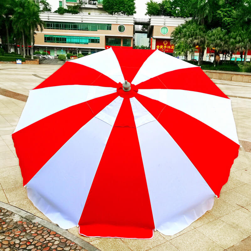 FeaMont nice big beach umbrella supplier for exhibition-2