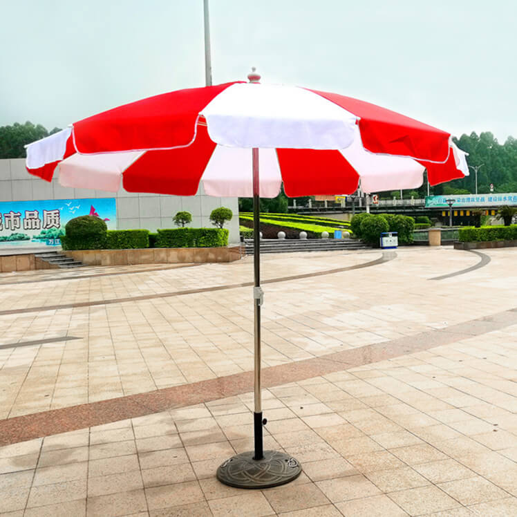 splendid big beach umbrella printing for disaster Relief-1