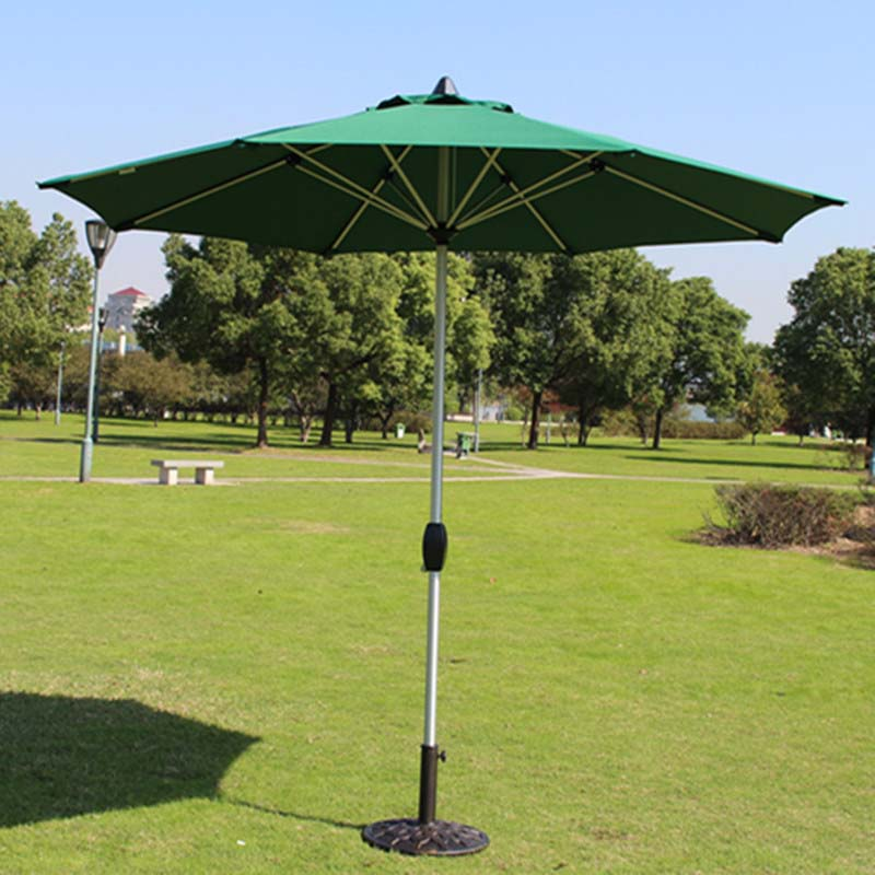 FeaMont rome wind up garden umbrella cancopy for event-1