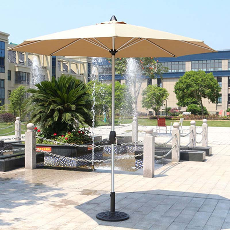 FeaMont rome wind up garden umbrella cancopy for event-2