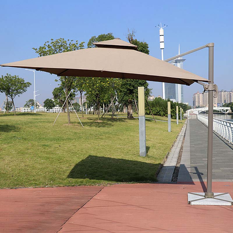 FeaMont rome outdoor umbrella sensing for trade show-1