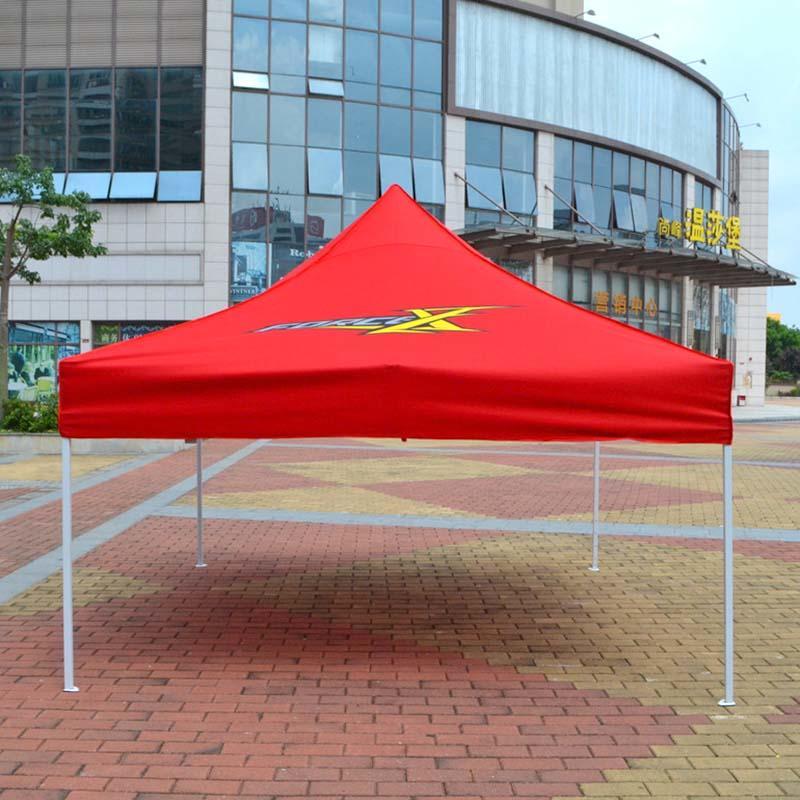 Customized 3x3m trade show folding tent