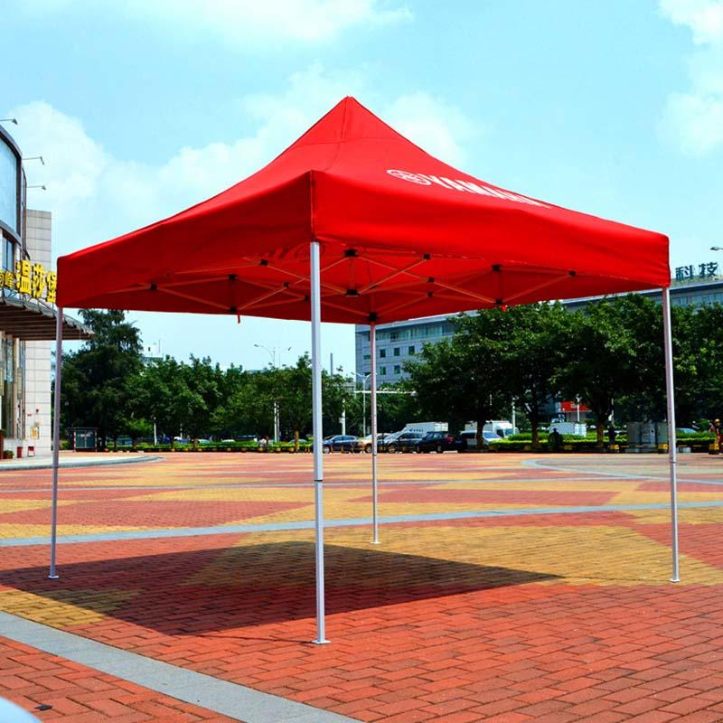 Customized 3x3m trade show folding tent