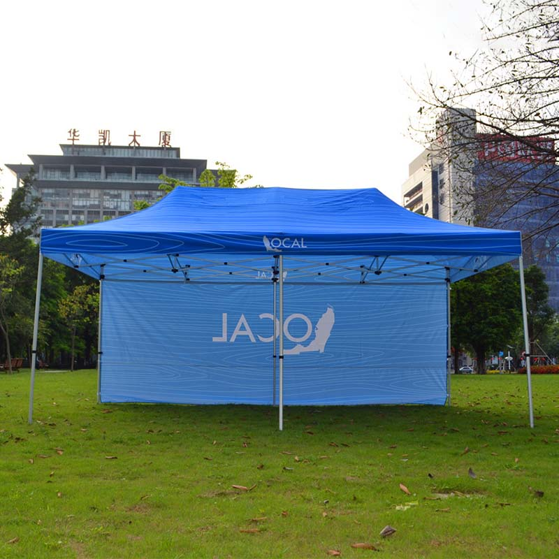 hot-sale canopy tent advertising in different color for sports-1