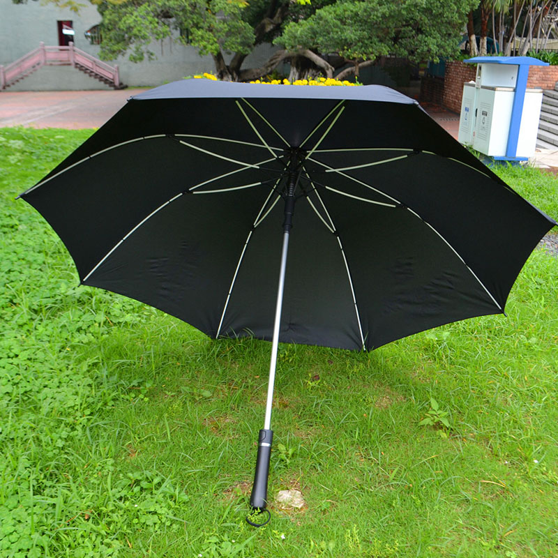 FeaMont hot-sale canvas umbrella sensing for event-3
