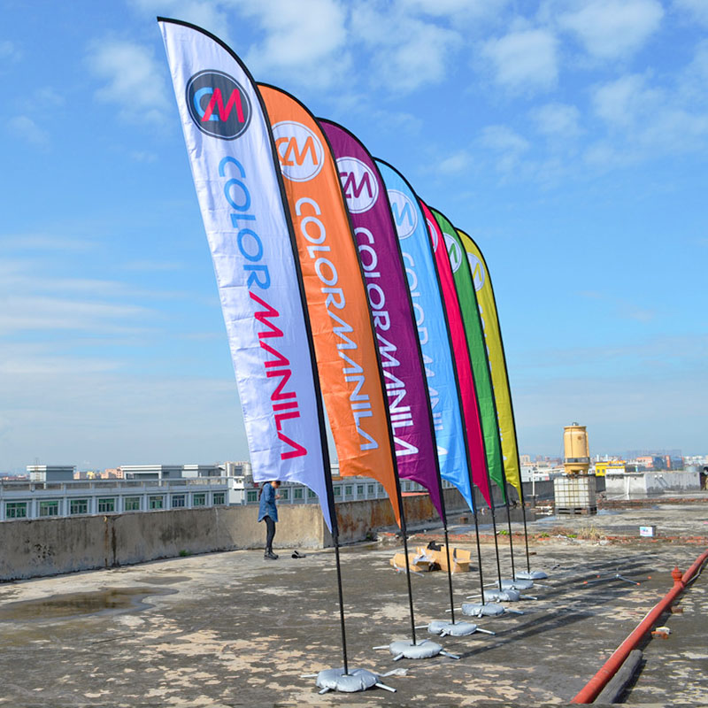 FeaMont advertising flag banners marketing for outdoor activities-3