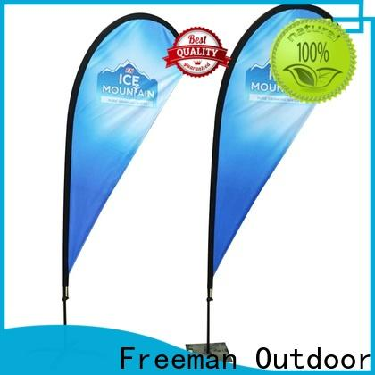 FeaMont feather advertising flag for sale for sporting