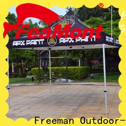FeaMont customized event tent production for advertising