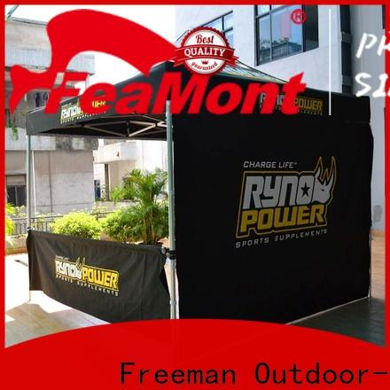 FeaMont new-arrival lightweight pop up canopy for trade show