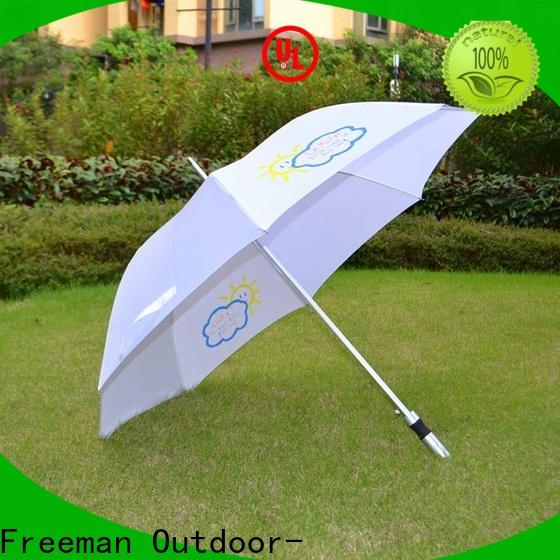 FeaMont handle cute umbrellas experts for event