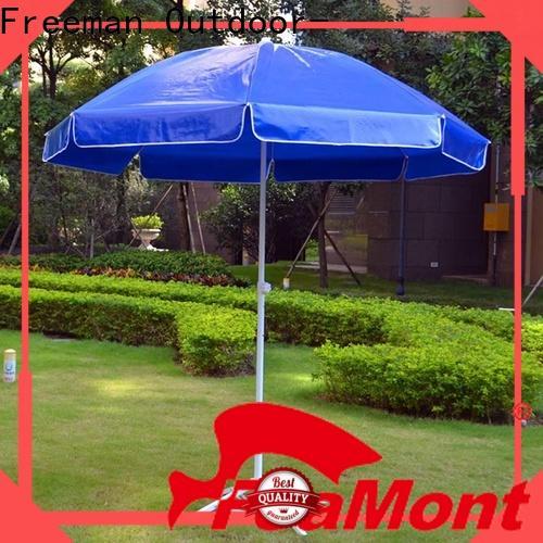 FeaMont splendid heavy duty beach umbrella for exhibition