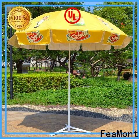 FeaMont splendid big beach umbrella popular for event