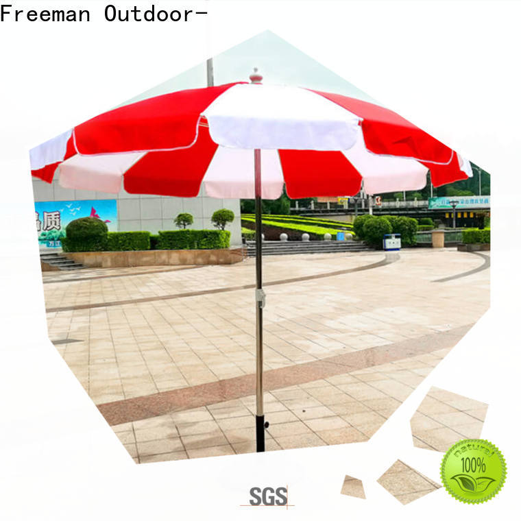 FeaMont industry-leading large beach umbrella type for wedding