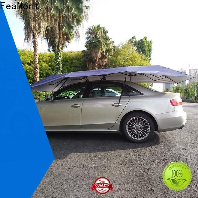 FeaMont umbrella automatic car umbrella in-green for trainning events
