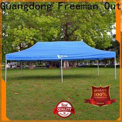 FeaMont designed gazebo tent certifications for camping