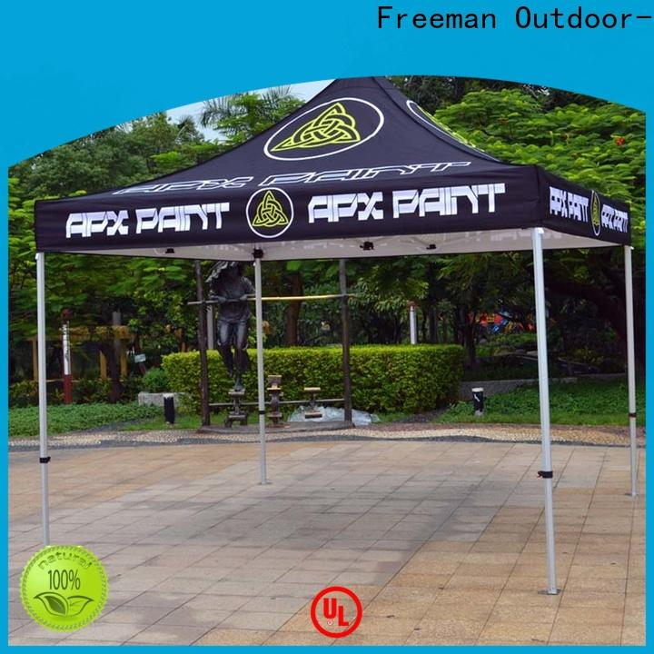 FeaMont nylon pop up canopy tent in different shape for advertising