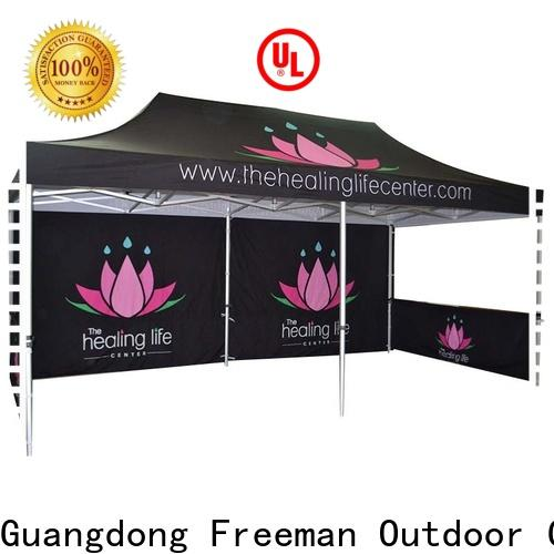 FeaMont printed gazebo tent widely-use for sporting