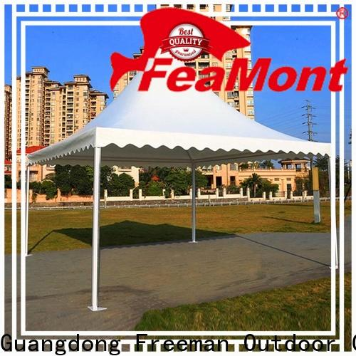 FeaMont comfortable outdoor canopy tent production for outdoor exhibition