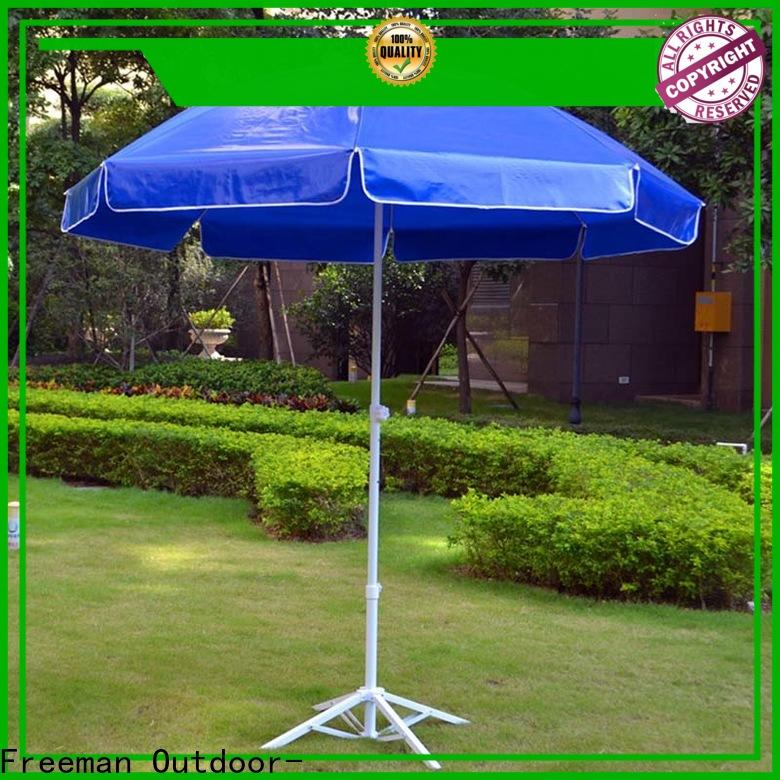 FeaMont hot-sale big beach umbrella China for camping