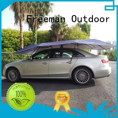 FeaMont control automatic car umbrella in different shape for trade show