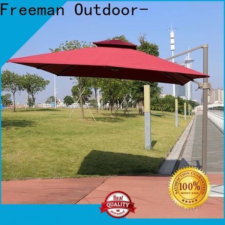 black garden umbrella doubletop for-sale for sport events