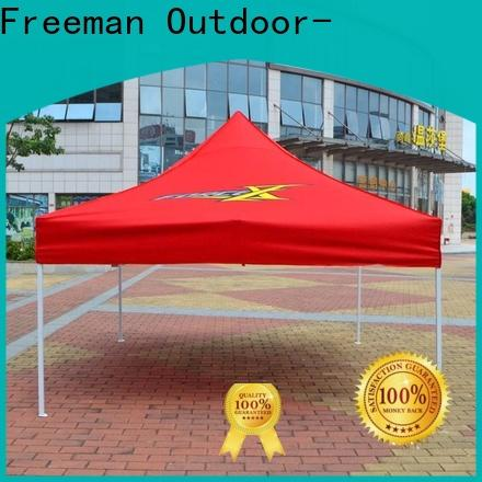 FeaMont trade easy up tent production for outdoor exhibition
