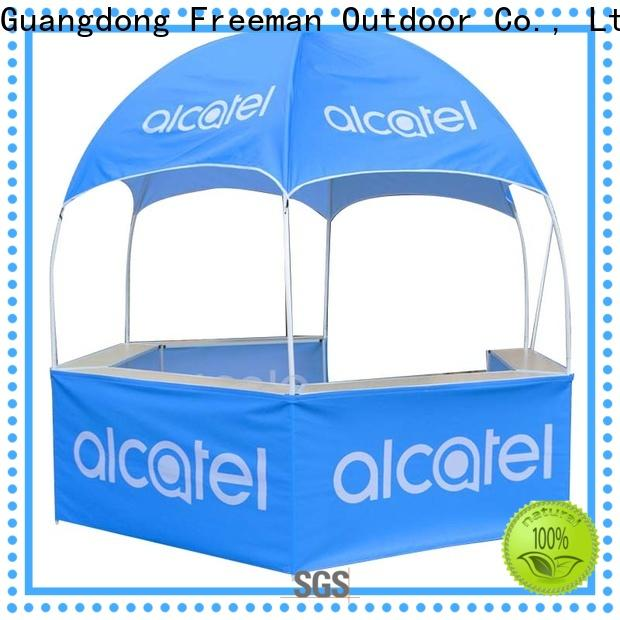 FeaMont outdoor dome display tent package for outdoor activities