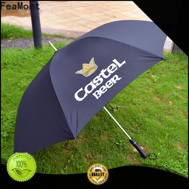 stable uv umbrella handle owner for exhibition
