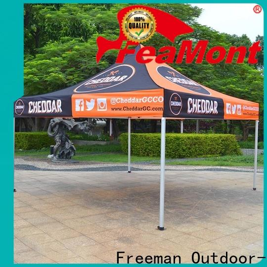 FeaMont aluminium advertising tent popular for camping