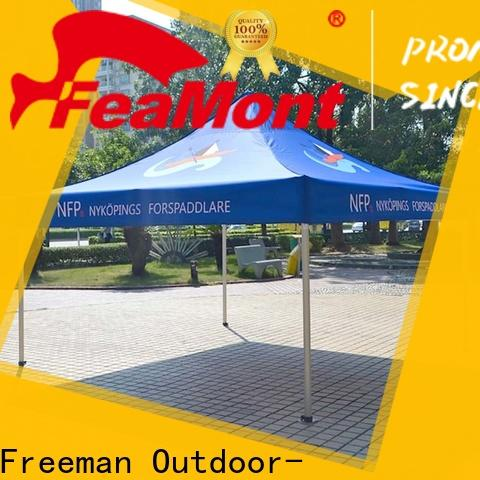 FeaMont tent advertising tent widely-use for outdoor activities