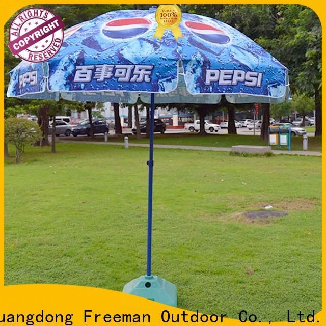 FeaMont waterproof heavy duty beach umbrella price for sports
