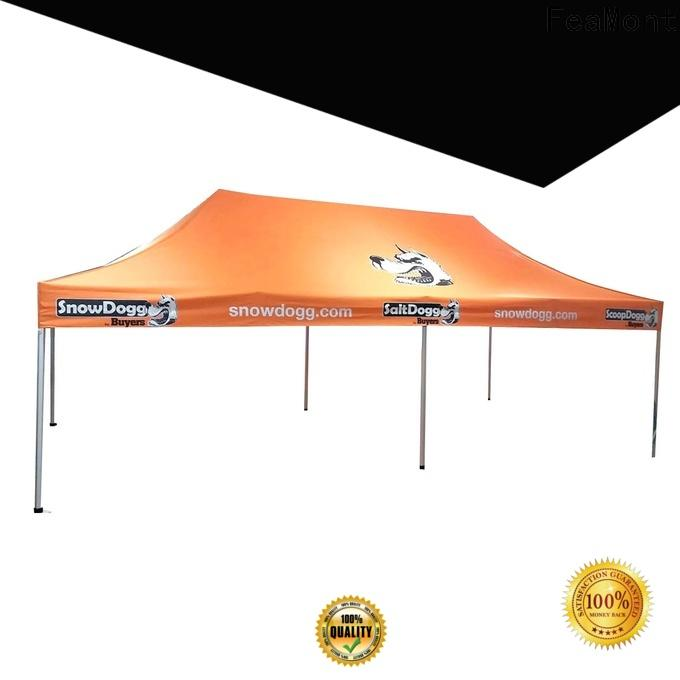 FeaMont excellent gazebo tent certifications for outdoor exhibition