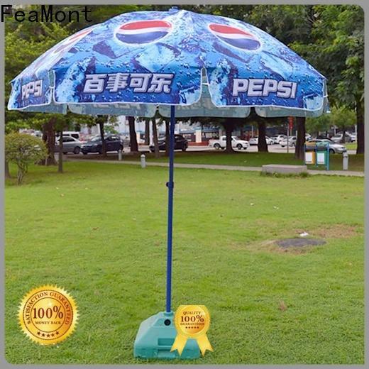 waterproof foldable beach umbrella garden type for engineering
