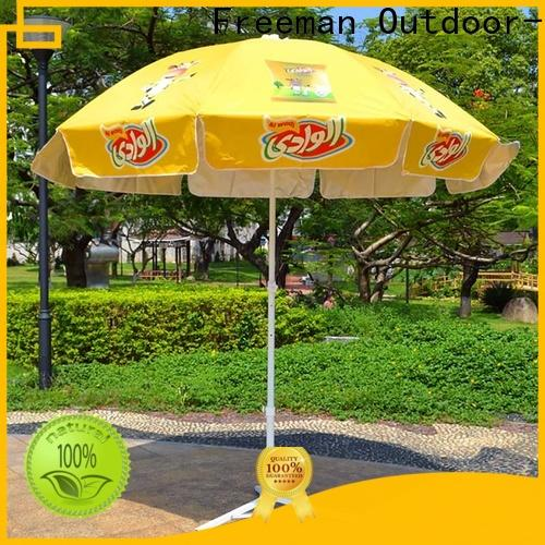 FeaMont hot-sale outdoor beach umbrella supplier for event