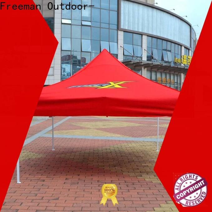 FeaMont outdoor display tent solutions for disaster Relief