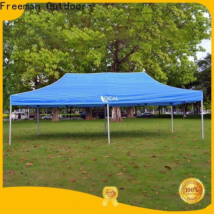FeaMont folding gazebo tent production