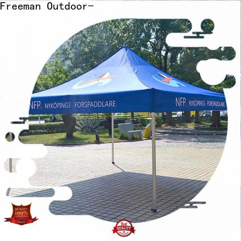 FeaMont portable canopy certifications for outdoor exhibition