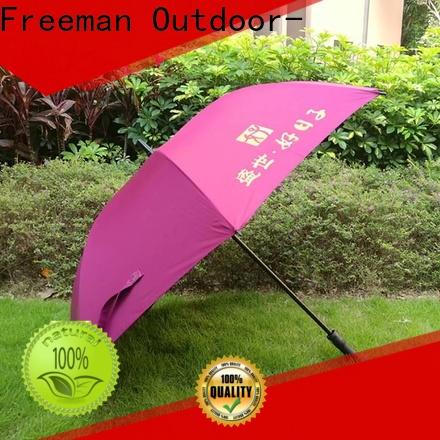 FeaMont printed automatic umbrella long-term-use in street