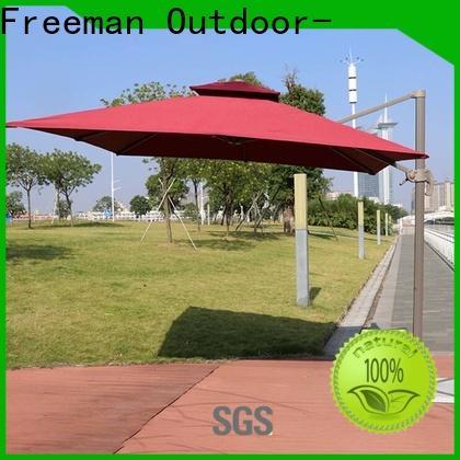 splendid sun garden umbrella garden in different color for outdoor exhibition