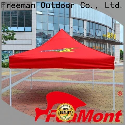 FeaMont exhibition outdoor canopy tent production for sports