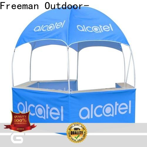 FeaMont durable dome kiosk application