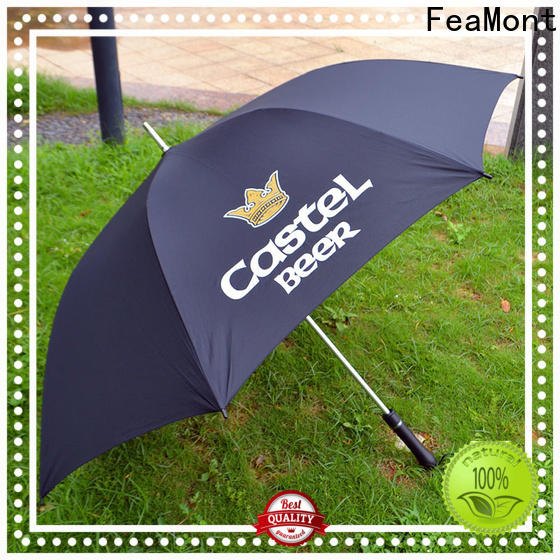 FeaMont pongee cool umbrellas experts for engineering