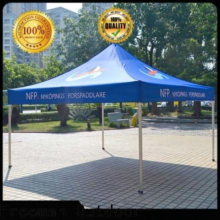 FeaMont OEM/ODM easy up tent popular for disaster Relief