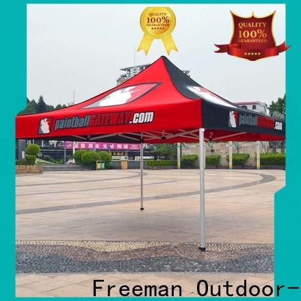 FeaMont industry-leading easy up tent solutions for engineering