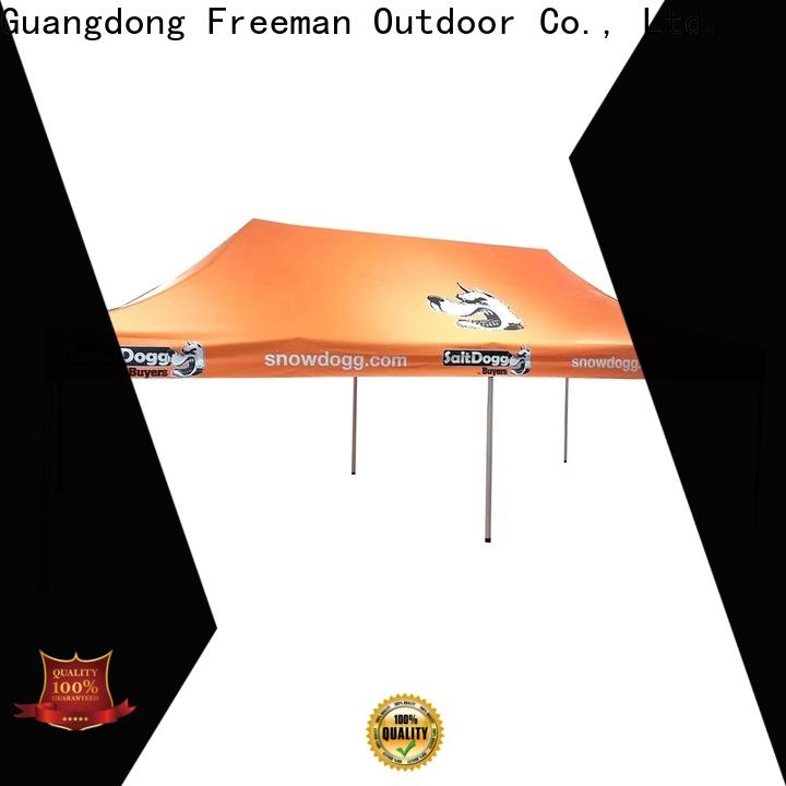 FeaMont environmental gazebo tent in different shape for advertising