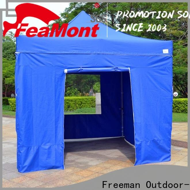 FeaMont nylon 10x10 canopy tent widely-use for outdoor exhibition