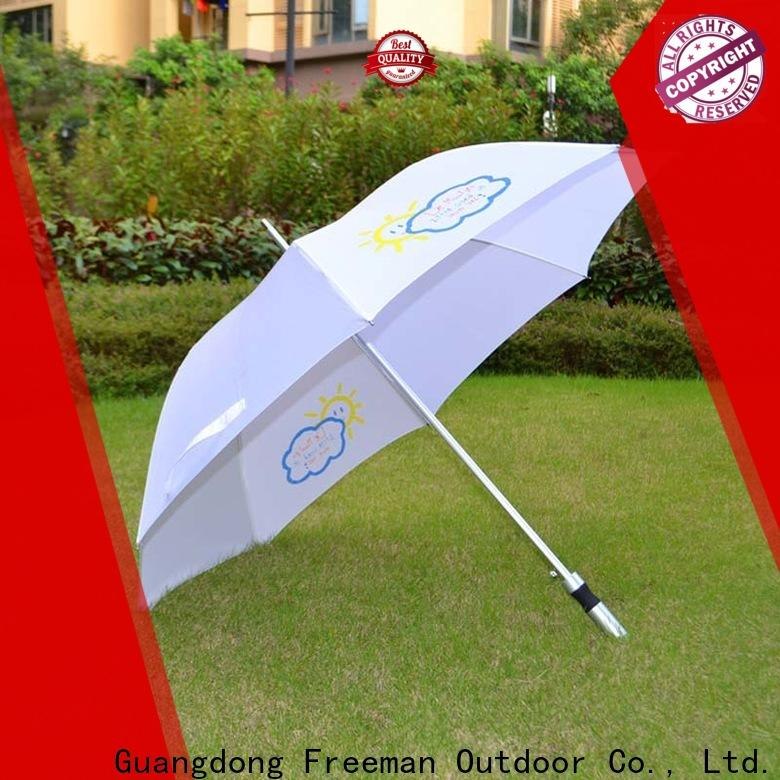 FeaMont umbrella golf umbrella in-green for outdoor exhibition